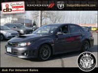 Options:  2011 Subaru Impreza Sedan Wrx Wrx Sti