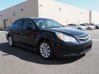 PREMIUM & KEY FEATURES ON THIS 2011 Subaru Legacy