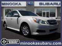 Experience driving perfection in the 2011 Subaru