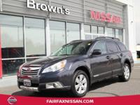 2011 OUTBACK LIMITED ** CARFAX CERTIFIED NO ACCIDENTS