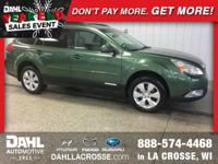Recent Arrival! 2011 Subaru Outback 2.5i Limited Clean