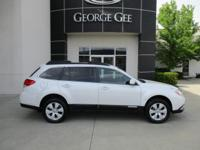 *This 2011 Subaru Outback 2.5i Limited* will sell fast