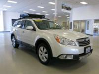 2011 Subaru Outback 2.5i Limited Power Moon For