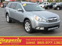AWD, 2011 Subaru Outback 3.6R Limited, Dealer