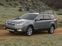 2011 Subaru Outback 3.6R in Gray custom features