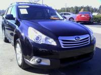 This Outback is clean and readyfor sale. DePratu Ford