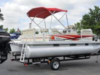 This Bass Buggy Fishing Pontoon Is Built For