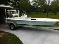 2011 Sundance FX-17 Flicker boat with 2011 Yamaha 70 HP