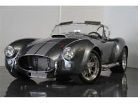 Brand new 2011 Superformance MKIII sold turn key minus