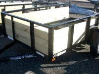 Sure Trac : 6x12 utility trailer for sale, 3k axle,call
