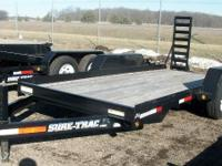 Sure Trac : 7x16 Heavy Equipment, Skid Steer, Utility