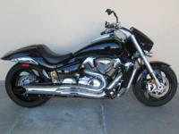 2011 Suzuki Boulevard M109R Limited Edition LOW MILES-