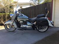 Like new (Less Than 1200 Miles) 2011 Suzuki C50T