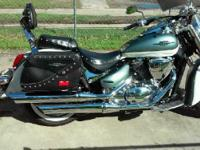 2011 Suzuki C50T Boulevard- - This motorcycle is like a
