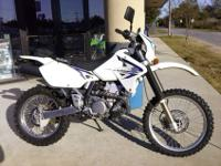 I currently have a 2011 Suzuki Drz 400 for sale.This
