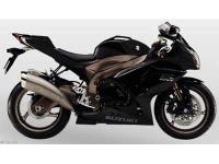 New for 2011: the GSX-R1000 is offered in a new