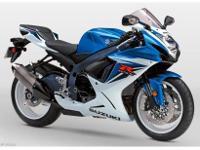 Make: Suzuki Year: 2011 Condition: New GSXR 600