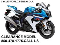 2011 Suzuki GsxR 1000. CLOSEOUT SALE ! The GSX-R1000 is