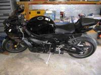 2011 Suzuki GSXR 750 Sportbike 2,074 miles No leaks