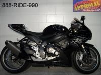 2011 Suzuki GSXR750 crotch rocket for sale with only