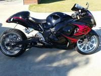 2011 Hayabusa - Custom 300 Kit C&S SwingarmZZZ 530
