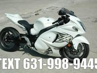 Now offering this one owner 2011 Suzuki Hayabusa used