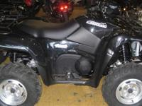 CALL 1- The 2011 Suzuki KingQuad 750AXi is engineered