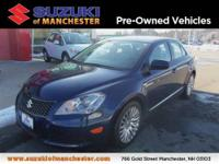 BUY WITH CONFIDENCE! CARFAX 1-Owner Kizashi and CARFAX