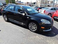 This used 2011 Suzuki Kizashi in Uniontown, PA is a