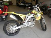 2011 Suzuki RM 250, Fuel Injected, Quality Extra's,