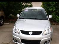 ONE OWNER-FACTORY WARRANTY 2011 SUZUKI SX4 SPORTBACK