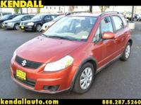 Under the Hood All SX4 models use the same engine and