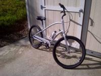 2011 like new Townie electra light 6601 aluminum frame