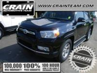 2011 TOYOTA 4 RUNNER WAGON 4 DOOR Our Location is: