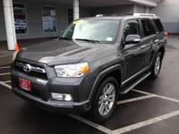 2011 Toyota 4Runner 4 Door Limited Limited Our Location
