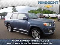 2011 TOYOTA 4RUNNER 4WD 4DR V6 Our Location is: