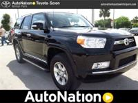 2011 Toyota 4Runner Our Location is: AutoNation Toyota
