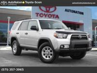 ONE OWNER, 4RUNNER TRAIL 4X4, POWER SUNROOF, NAVIGATION