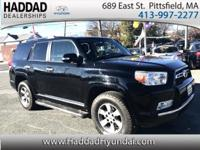 4WD and Black w/Leather Seat Trim. Gasoline! Call ASAP!