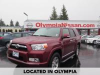 2011 Toyota 4Runner Limited RECENT TITUS TRADE,