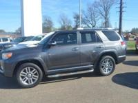 4WD. Real Winner! Switch to Tim Castellaw Toyota! This
