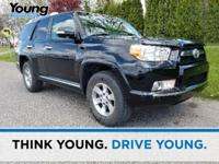 2011 Toyota 4Runner. 4WD, Brake assist, Dual front