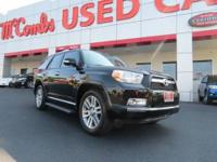Come and see this TCUV 2011 Toyota 4Runner SR5 30k