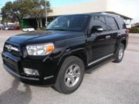 This 2011 Toyota 4Runner SR5 is proudly offered by