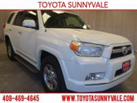 Look at this 2011 Toyota 4Runner SR5. Its Automatic