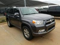 We are excited to offer this 2011 Toyota 4Runner. This