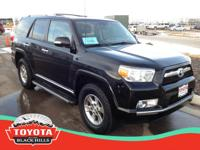 This outstanding example of a 2011 Toyota 4Runner SR5