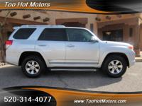 Options:  2011 Toyota 4Runner Sr5 V6|There Is No Need
