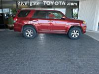 New Arrival! CarFax 1-Owner, This 2011 Toyota 4Runner