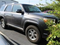Recent Arrival! 2011 Toyota 4Runner SR5 Certification